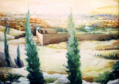010  - Iaffo, de día - 50x70 - Oleo.s.tela - 1988