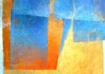 009 - Un pie en el cielo y otro en la tierra- acr.s.tela.- 2007