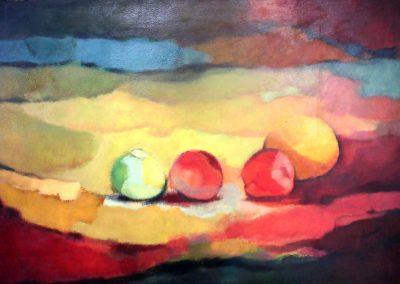 013 - Frutas - 1975 - 50x70 - ol.s.chap.