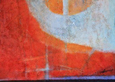 016 - Quién eres tú, que no te conozco_ - 46 x 55 cm. -acr.s.tela - 2011